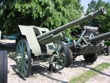 105mm Skoda field howitzer model 1940/43