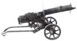 Maxim-rus heavy machine-gun model 1910.