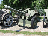 105mm Krupp field howitzer model 1918/40